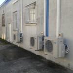 Chauffage et Climatisation de bureaux