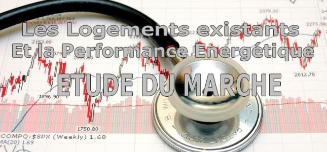 Etude de la performance énergétique du parc de logements existants en France