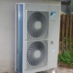 Pompe à Chaleur Air-Eau Haute Température : Unité Extérieure
