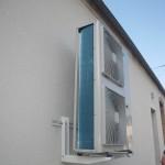 Chauffage/Climatisation Salle des Fêtes : Unité extérieure